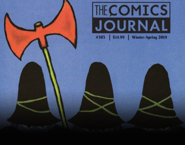 The Comics Journal Returns!