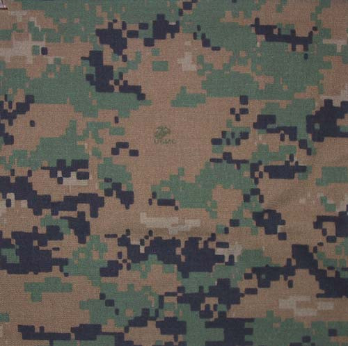 MARPAT US Woodland camo pattern