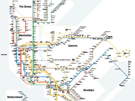 Diagram vs. Map