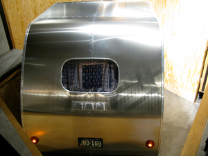 """""""The caravan"""" for Levis by Antlre Inc."""