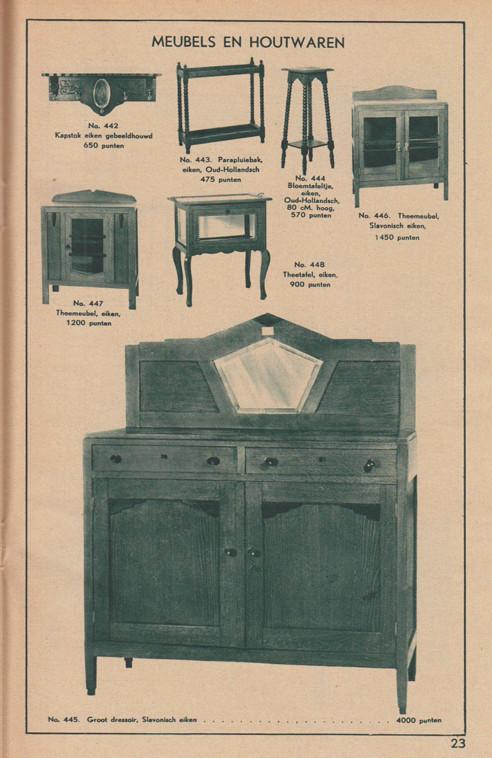 G.J. Peddemors furnitures