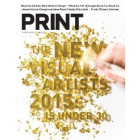 PRINT The new visula artists 2015 15 under 30