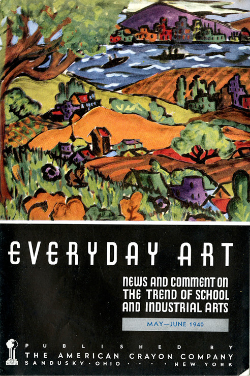 Everyday Art cover
