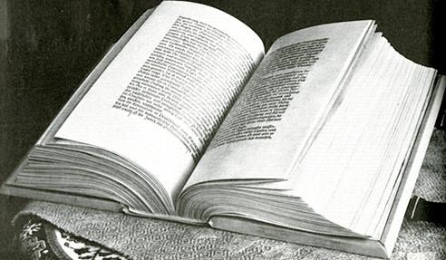 parchment Mein Kampf
