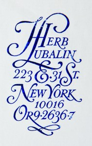Ten (or More) Things You Didn't Know About Herb Lubalin