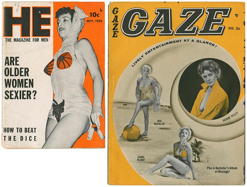 Gaze, August 1961