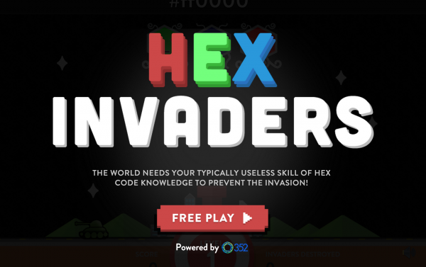 HEX Invaders