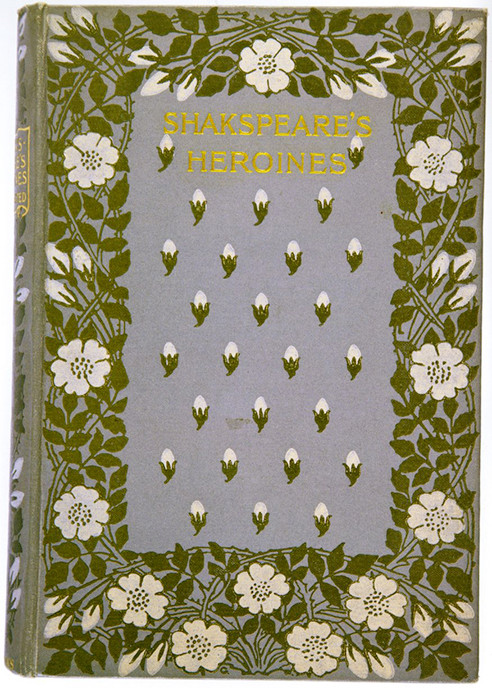 book covers Designed by Gleeson White, 1897.