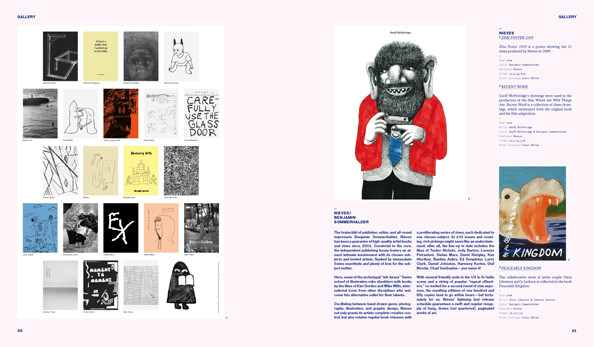 Behind the Zines Inner Pages