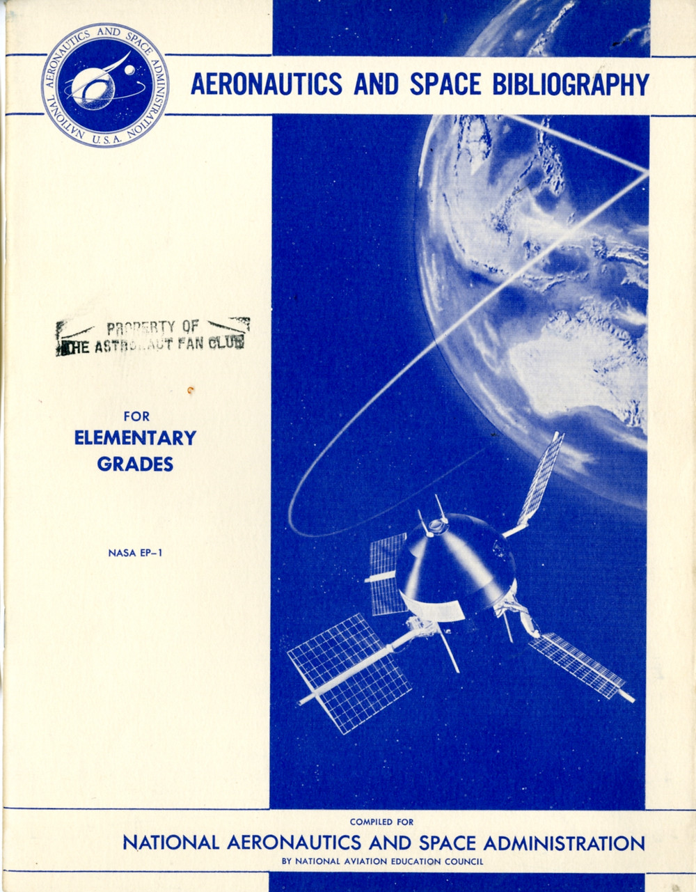 Aeronautics and space bibliography