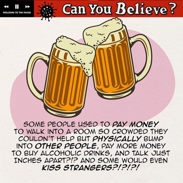 Can you believe? beer