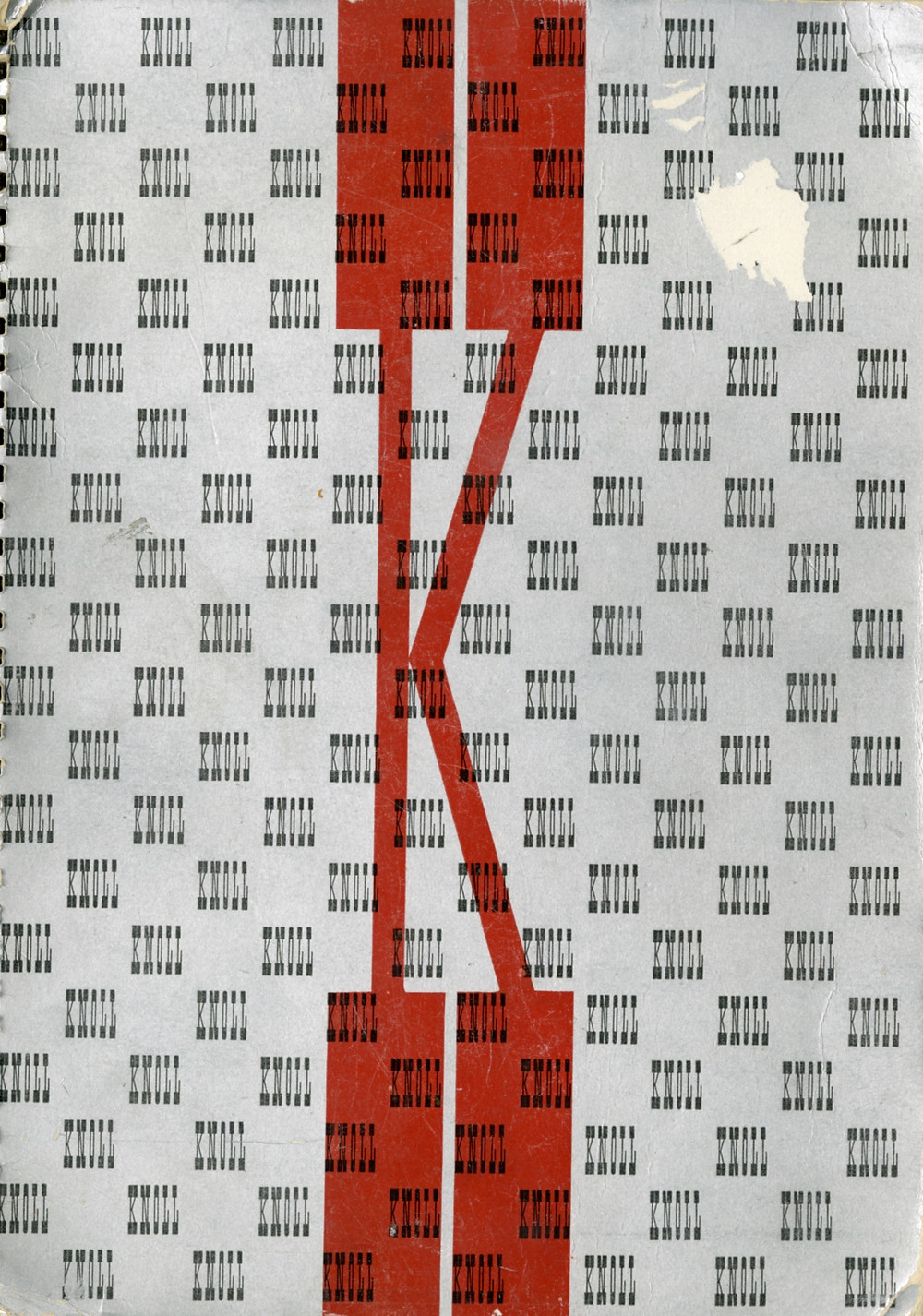 Knoll magazine cover