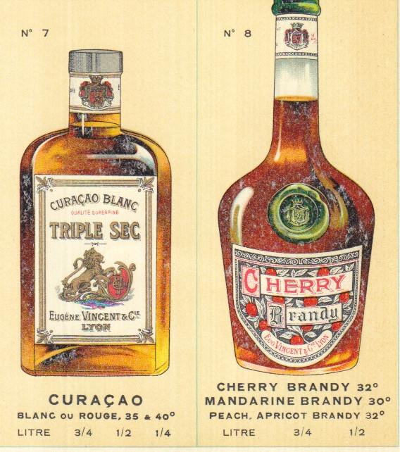 Bottle design Curacao
