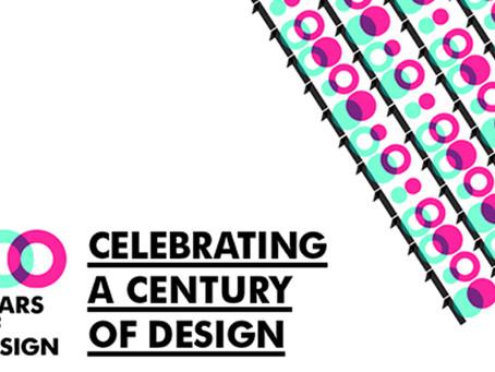 01/21/2014: AIGA 100 Years logo