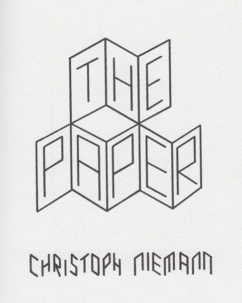 The Paper Christoph Niemann