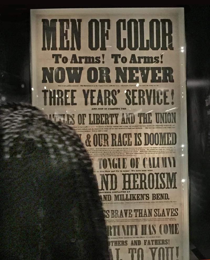 Men of Color Poster