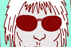Chwast's Quote: The Illustrated Words of Andy Warhol