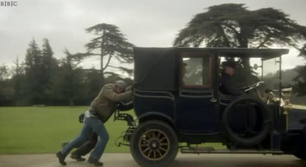 Downton Abbey parody