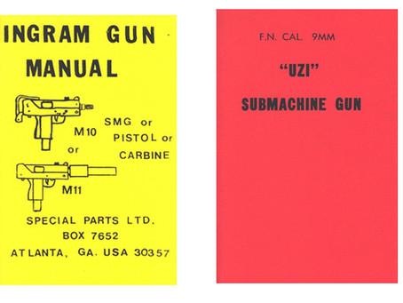 The 48 Best Gun Manual Covers