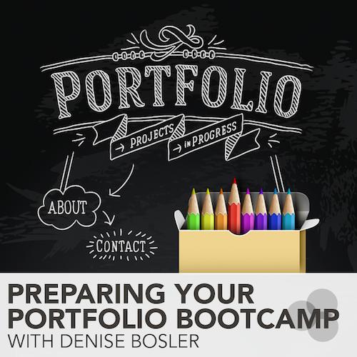 Preparing Your Portfolio Bootcamp