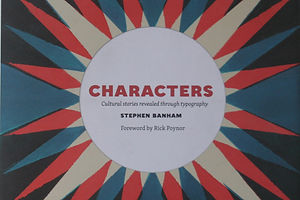 Book Review: Characters by Stephen Banham