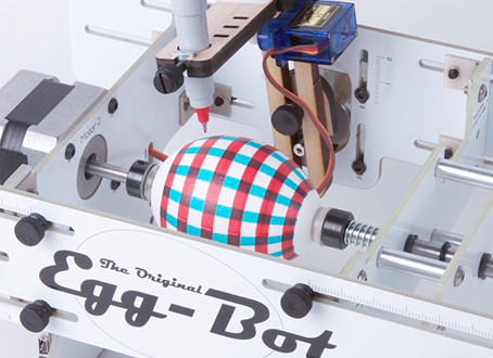 Today's Obsession: Eggbot!