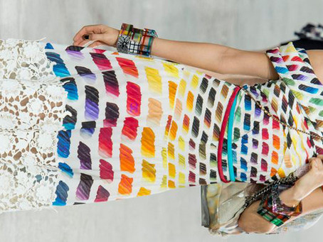 Color and Pattern Trends from the Spring 2014 Fashion Shows
