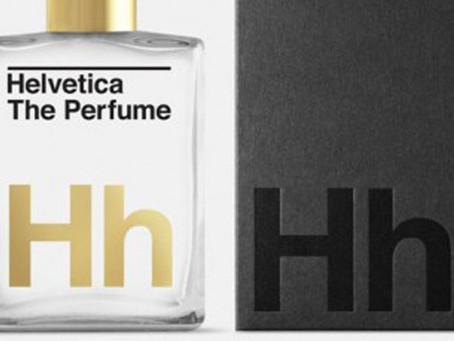 04/18/2014: Helvetica perfume