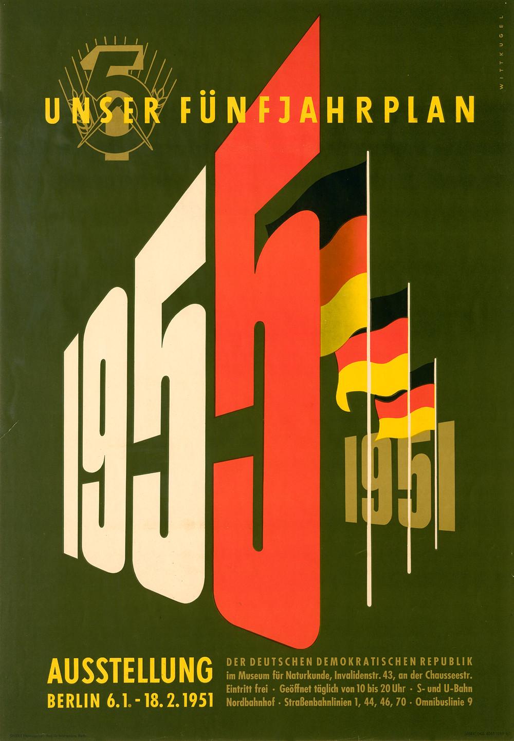Wittkugel_1950_Fuenfjahrplan