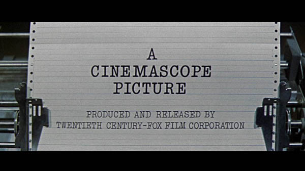 A cinemascope picture
