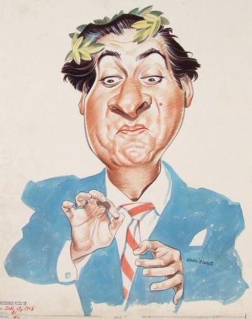 John Johns: Sid Caesar
