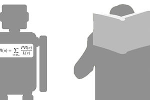 Robots Don't Read, People Do