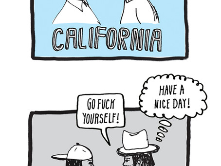 New York vs. California