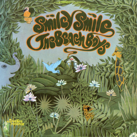 album art beach boys Smiley Smile