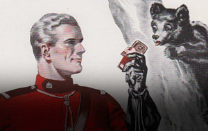 The Paper Mounties