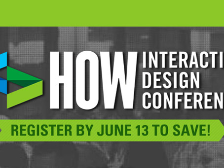 HOW Interactive Design Conference Is Back