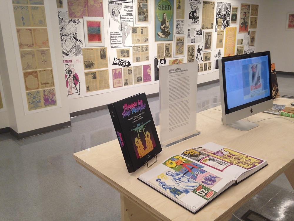 xhibition at SFSU Design Gallery