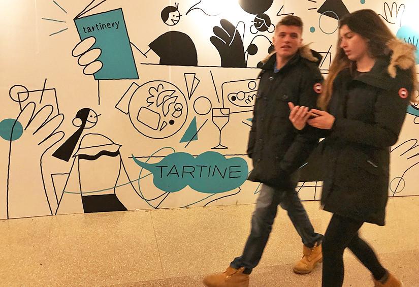 Tartinery's illustrations