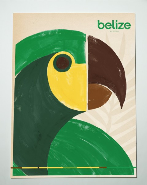 BELize_Travel Posters