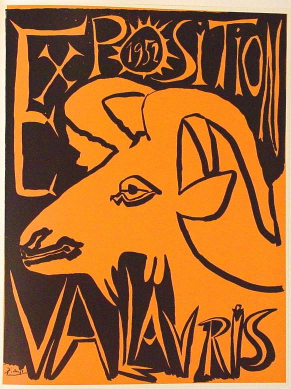 Vallauris Exhibition, 1952