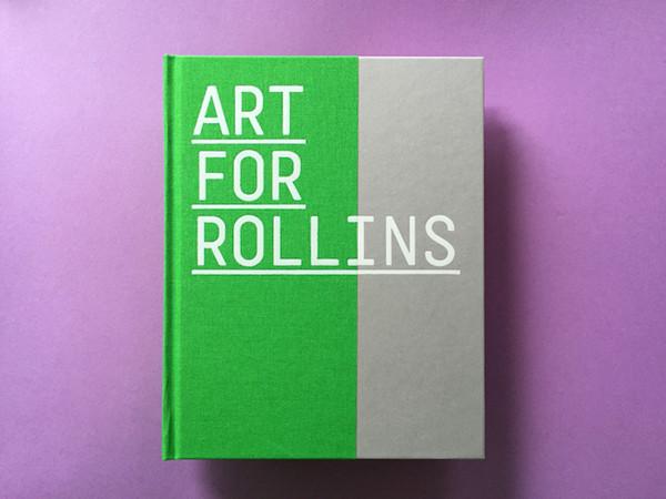 Art for Rollins AHOY Studios; www.ahoystudios.com: Connie Koch, Denise Sommer (creative directors/art directors), Scott Brower, Nadine Werjant (designers); Goodman Taft (client)
