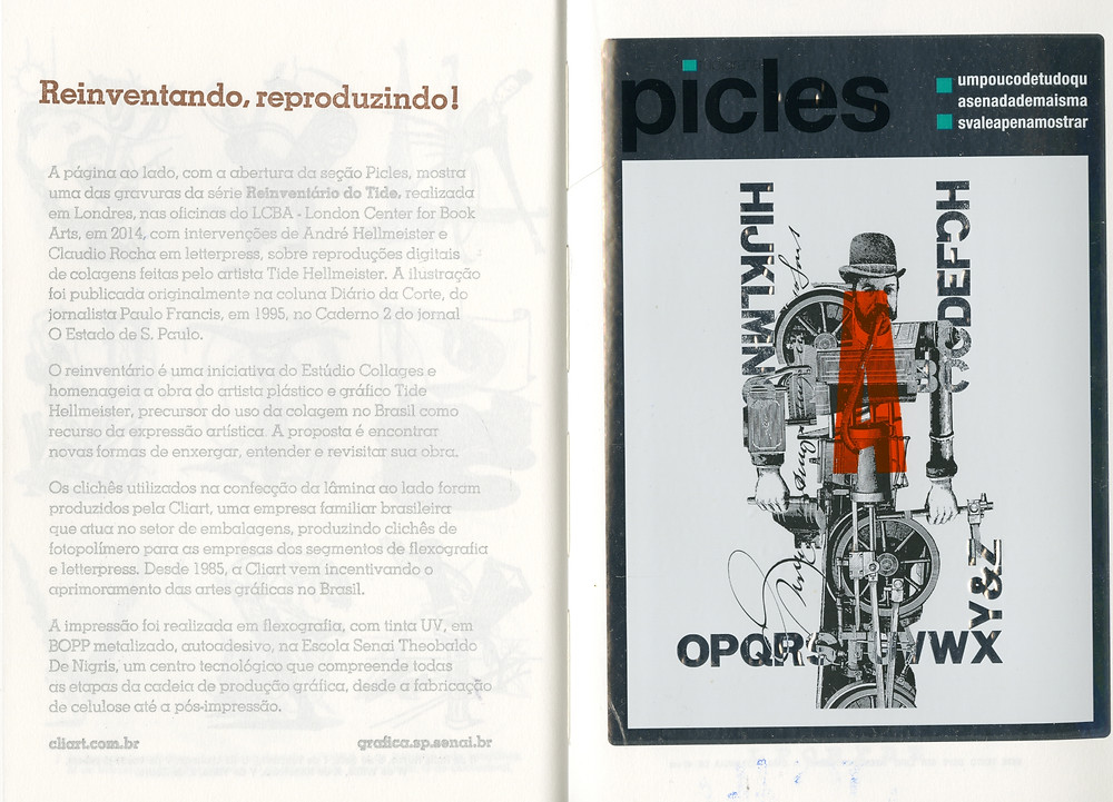 Typography Brazil