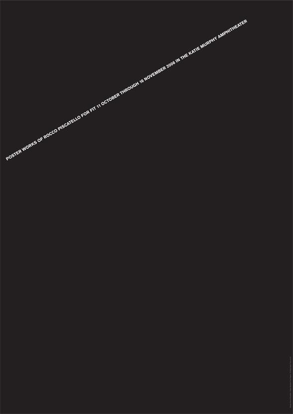 Poster Design by Rocco Piscatello
