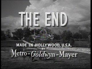 The asphalt jungle movie title screenshot