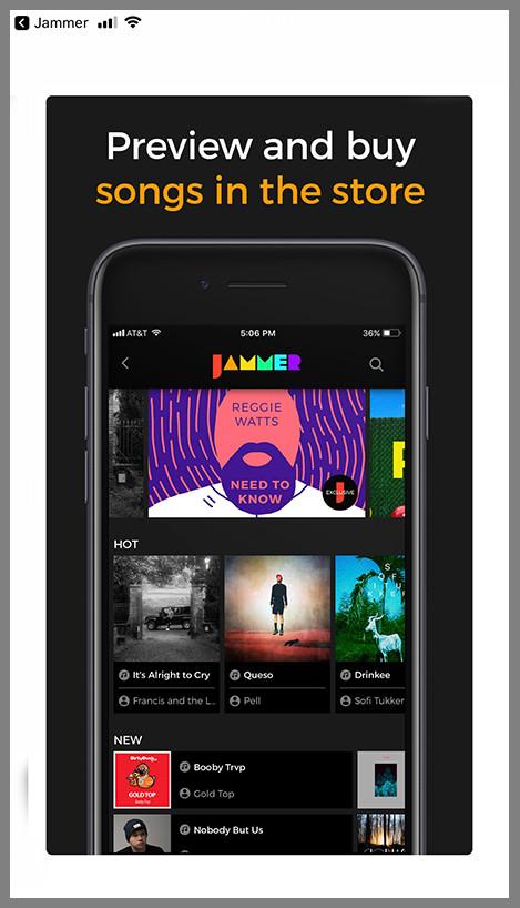 Jammer App