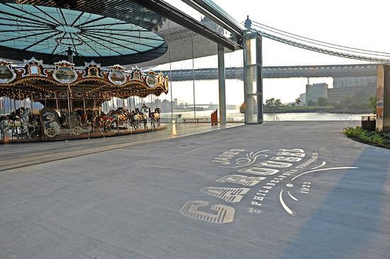 Jane's CarouselSeptember 15, 2011EFF - BBP © Julienne Schaer