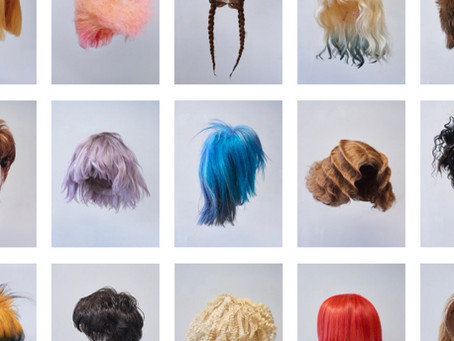 Heads Up: The Brilliant Universe of Tomihiro Kono's Wigs