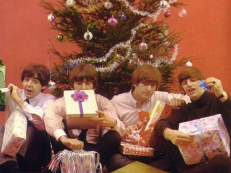 The Fab Four's Surreal Christmas