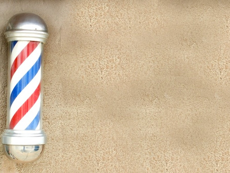 Why Are Barber's Poles Striped?