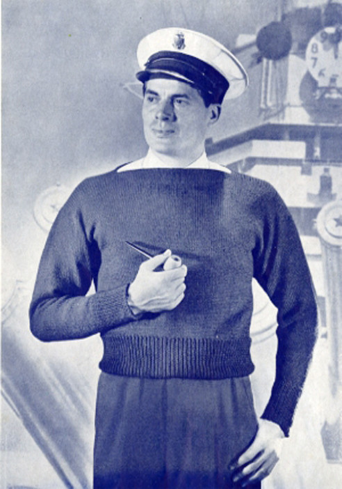 Knitted War Clothes